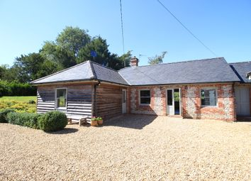 Thumbnail 3 bed detached house to rent in Sparsholt, Winchester