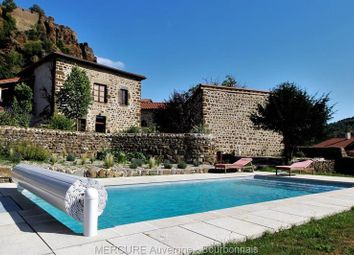 Thumbnail 4 bed property for sale in Polignac, Auvergne, 43000, France