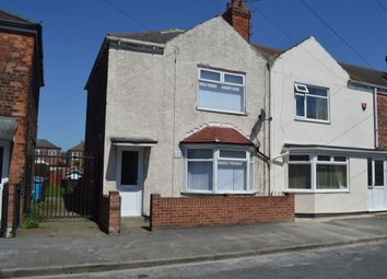 Thumbnail 3 bed terraced house for sale in Rensburg Street, Hull
