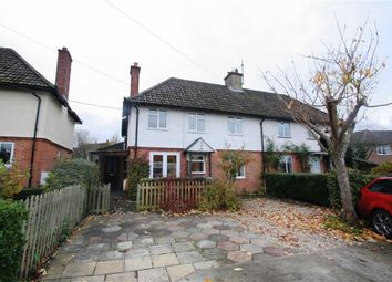 Thumbnail 4 bed semi-detached house to rent in Basingstoke Road, Kingsclere, Newbury