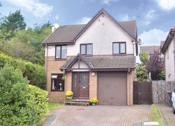 Thumbnail 4 bed detached house for sale in Burncrooks Avenue, Bearsden, East Dunbartonshire