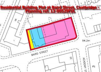 Thumbnail Land for sale in Plot At Baird Street, Coatbridge ML53Dh