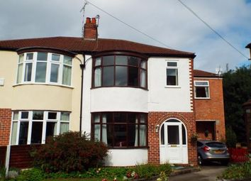 4 bed semi-detached house for sale in Northway, Altrincham, Manchester, Cheshire WA14