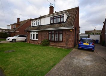 Thumbnail 3 bed semi-detached house for sale in Ashdown Close, Corringham, Essex
