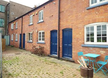Thumbnail 1 bed terraced house for sale in Canning Terrace, Nottingham