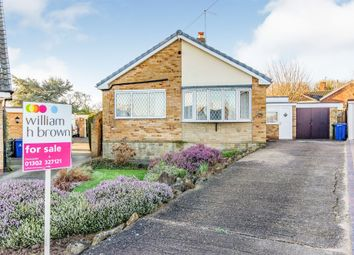 Thumbnail 2 bed detached bungalow for sale in Waltham Drive, Skellow, Doncaster