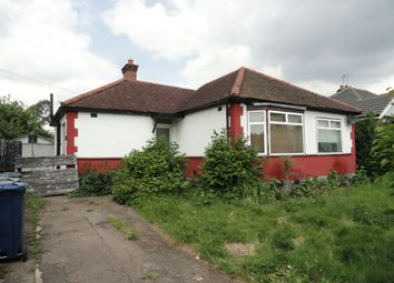 Thumbnail 3 bedroom bungalow for sale in Harewood Avenue, Northolt