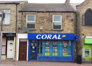 Thumbnail 3 bed flat for sale in 33 And 33A Front Street, Leadgate, Consett, County Durham