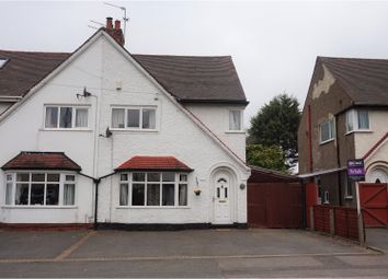 Thumbnail 4 bed detached house for sale in College Street, Nottingham