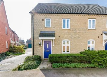 Thumbnail 3 bedroom semi-detached house for sale in Morley Drive, Ely