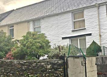 Thumbnail 3 bed terraced house for sale in Menheniot, Liskeard, Cornwall