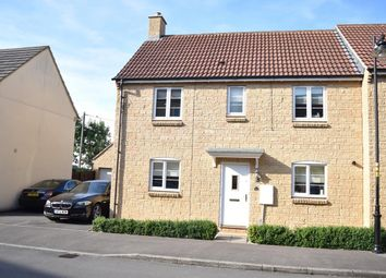 Thumbnail 3 bed semi-detached house for sale in Nuthatch Road, Calne