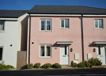 Thumbnail 3 bed semi-detached house for sale in Button Drive, Newquay