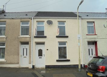 Thumbnail 3 bed terraced house to rent in Gadlys Street, Aberdare