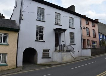 Thumbnail 2 bed flat to rent in Bridge Street, Newcastle Emlyn