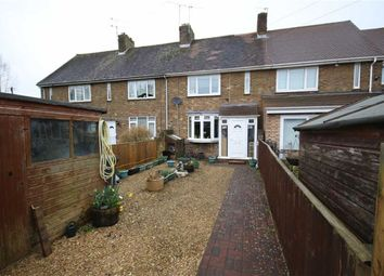 Thumbnail 2 bed terraced house for sale in Thorney Park, Wroughton, Swindon