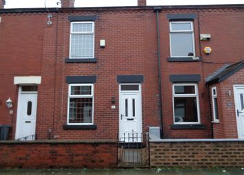 Thumbnail 2 bed terraced house to rent in Holyoake Street, Droylsden, Manchester