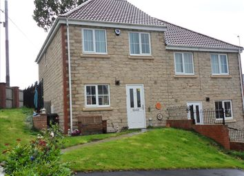 Thumbnail 3 bedroom semi-detached house to rent in Keswick Gardens, Consett