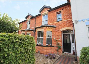 Thumbnail 4 bed terraced house for sale in Thames Avenue, Pangbourne, Reading