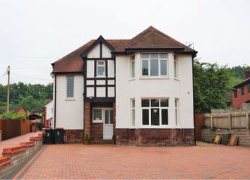 Thumbnail 3 bedroom detached house for sale in Langstone, Newport