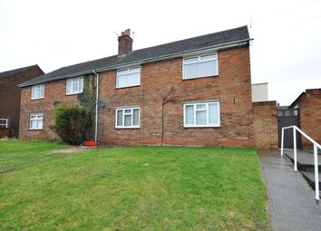 Thumbnail 2 bed flat for sale in Brackenwood Road, Burton-On-Trent