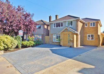 Thumbnail 4 bed detached house for sale in Pembroke Crescent, Hill Head, Fareham