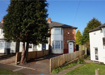Thumbnail 3 bed end terrace house for sale in Repton Road, Birmingham