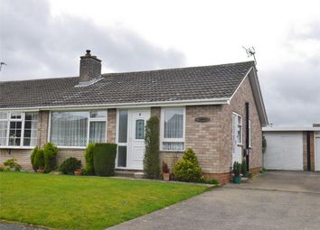 Thumbnail 2 bedroom semi-detached bungalow for sale in Drummond View, Bishopthorpe, York