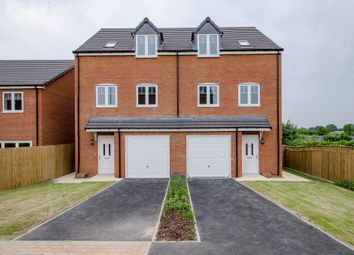 Thumbnail 4 bed semi-detached house for sale in Plot 5, Healdfield Court, Castleford