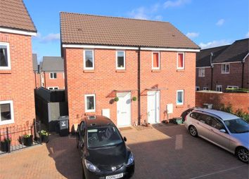 Thumbnail 2 bed semi-detached house to rent in Mulberry Road, Cranbrook, Exeter, Devon