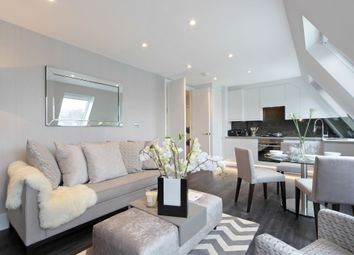 Thumbnail 2 bed flat to rent in Manson Place, South Kensington, London
