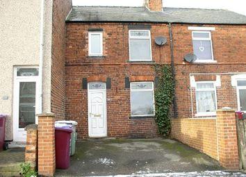 Thumbnail 3 bed terraced house for sale in Haddon Street, Tibshelf, Alfreton