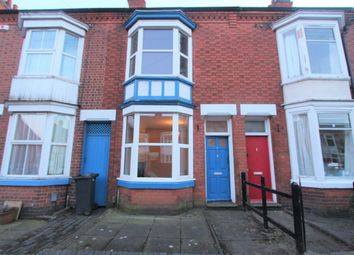 Thumbnail 2 bedroom terraced house to rent in Haddenham Road, Leicester, Leicestershire