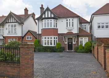 Thumbnail 4 bed detached house for sale in Argyle Road, London