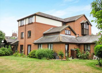 Thumbnail 2 bed flat for sale in Lawnsmead Gardens, Newport Pagnell