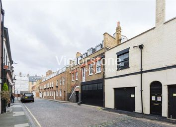 Thumbnail 1 bedroom flat to rent in Weymouth Mews, Marylebone, London
