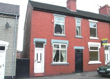 Thumbnail 2 bed terraced house to rent in Albert Street, Biddulph, Stoke-On-Trent