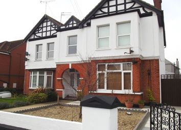 Thumbnail 2 bed flat to rent in Thoroughgood Road, Clacton-On-Sea