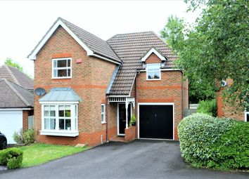 Thumbnail 3 bed detached house for sale in Redwing Road, Basingstoke