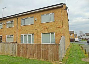 Thumbnail 3 bedroom terraced house for sale in Pentland Close, Peterlee