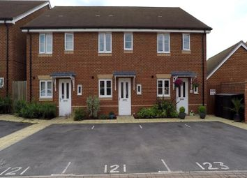 Thumbnail 2 bed terraced house for sale in 121, Cutforth Way, Romsey