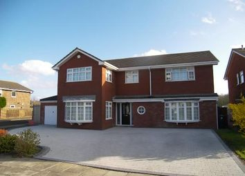 Thumbnail 5 bed detached house for sale in Elsworth Close, Formby, Liverpool
