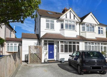 Thumbnail 4 bed semi-detached house for sale in Orchard Close, Surbiton