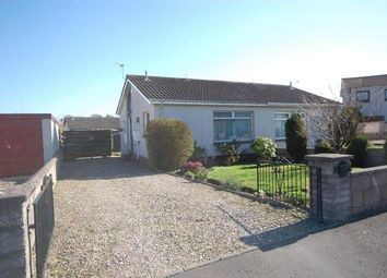 Thumbnail 2 bedroom semi-detached bungalow to rent in Hawick Drive, Broughty Ferry, Dundee