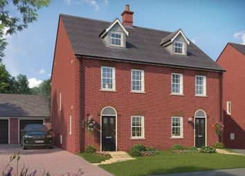 Thumbnail 4 bedroom detached house for sale in The Carlisle, Hanwell View, Southam Road, Banbury