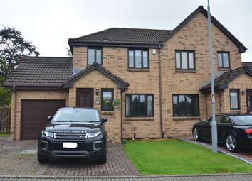 Thumbnail 3 bed semi-detached house for sale in Turnhill Drive, Erskine