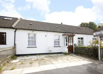 Thumbnail 2 bed terraced bungalow for sale in Sandpits Road, Croydon
