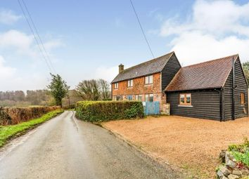 Thumbnail 3 bed detached house for sale in Poppinghole Lane, Robertsbridge, East Sussex, .