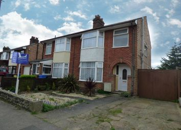 Thumbnail 3 bedroom property to rent in Westholme Road, Ipswich