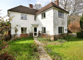 Thumbnail 3 bed detached house for sale in Uckfield Lane, Hever, Edenbridge, Kent